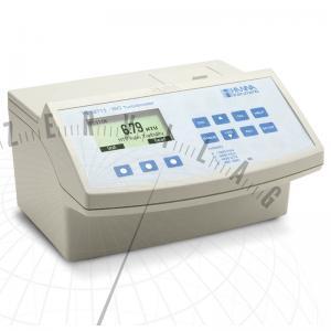 HI 88713 Asztali zavarosságmérő (ISO szabvány)