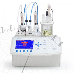 HI 904 Coulometriás Karl Fischer titrátor a víztartalom méréséhez