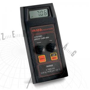 HI 931001 pH-elektród szimulátor