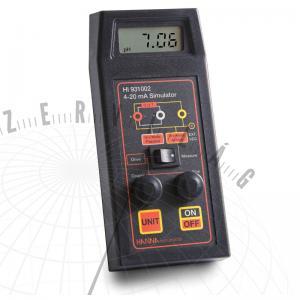 HI 931002 Áramerősség‐mérő és szimulátor