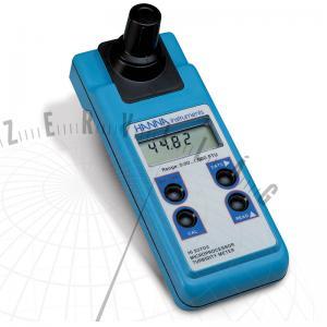 HI 93703 Hordozható zavarosságmérő a szennyvíz vizsgálatához