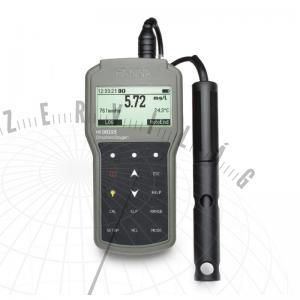 HI 98193 Professzionális oldott oxigén mérő terepen végzett mérésekhez