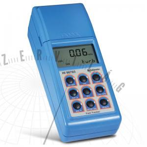 HI 98703 Hordozható zavarosságmérő (EPA szabvány)