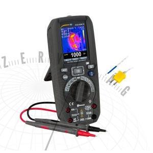 ABM-HDM 20 digitális multiméter/ hőkamera