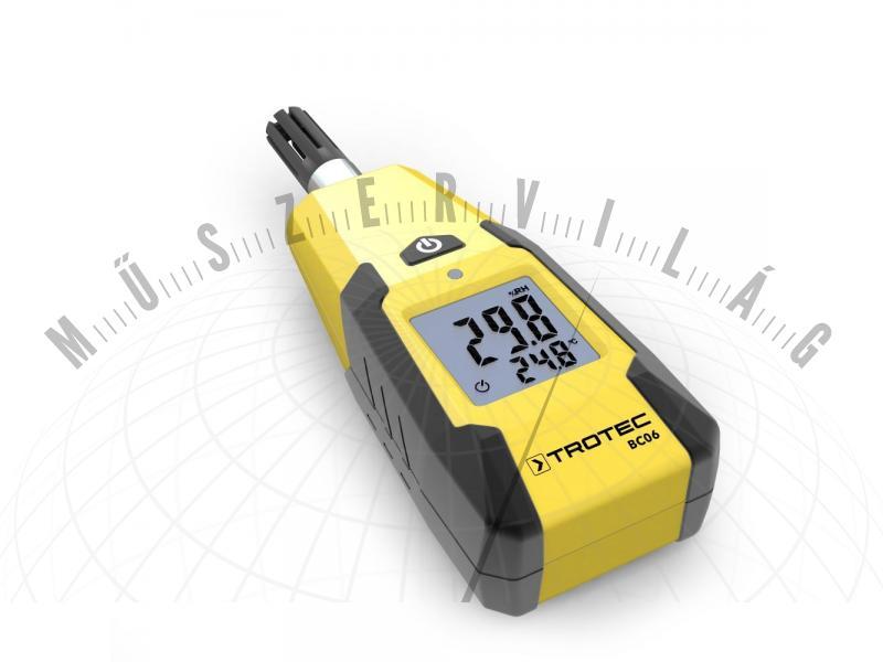 BC06 Termo-higrométer