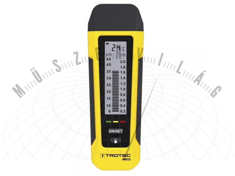 BM22 Nedvességmérő műszer
