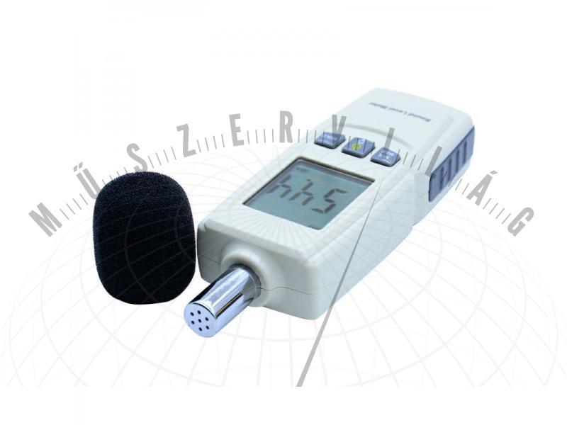 Z352 zajszintmérő zajterhelésmérő hangerősségmérő műszer
