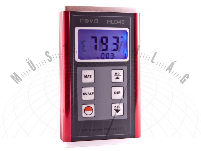 NOVA HLD-40 Portable Rebound Hardness Tester