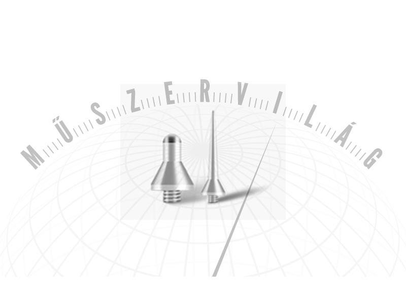 Rezgésmérő V63B vibráció mérő