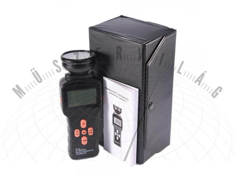 Stroboszkóp fordulatszám méréshez tachométer 238P